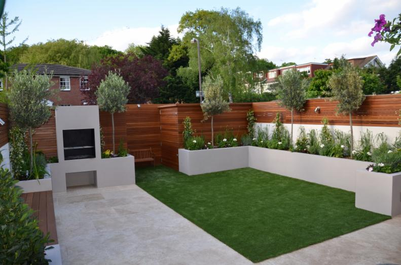 Dulwich landscaping landscape gardener dulwich se21 for Garden design east london