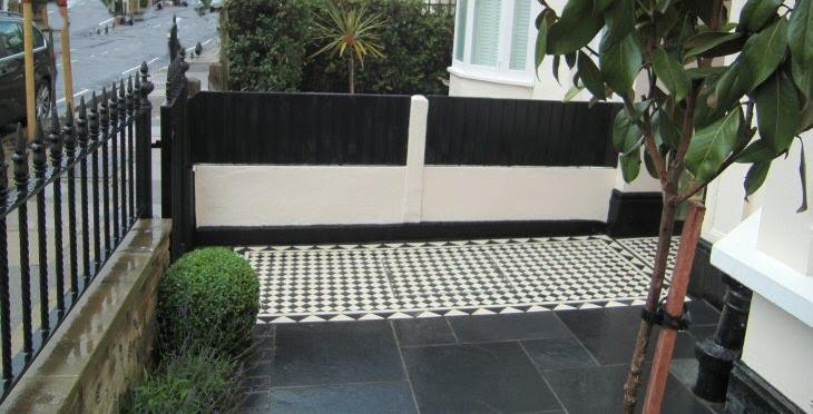 Mosaic Tile Path Tile Paths Are an Elegant